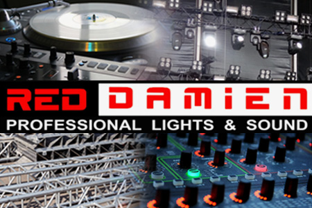 Red Damien Lights & Sounds Services