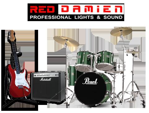 Band Equipment Rental