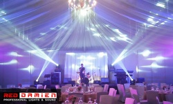 Professional Lights and Special Effects for Rent