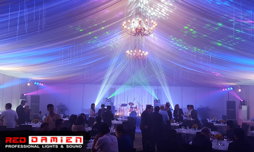 Event Lighting and Special Effects Rental
