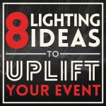 event lighting ideas for your event