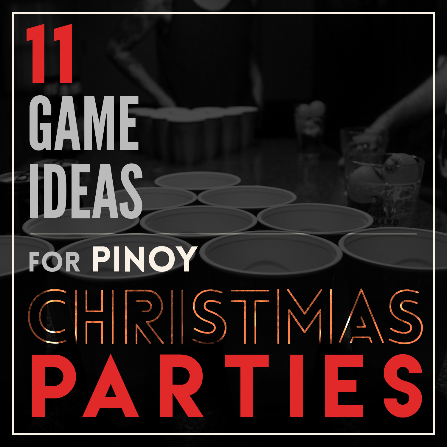 Christmas Party Contest Ideas Part - 43: 11 Game Ideas For Pinoy Christmas Parties