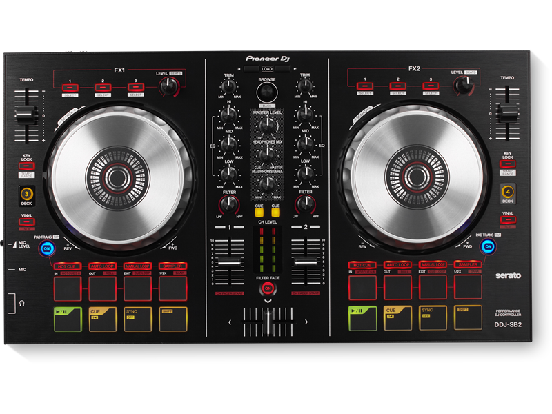 Best DJ Controllers For Beginners This 2017